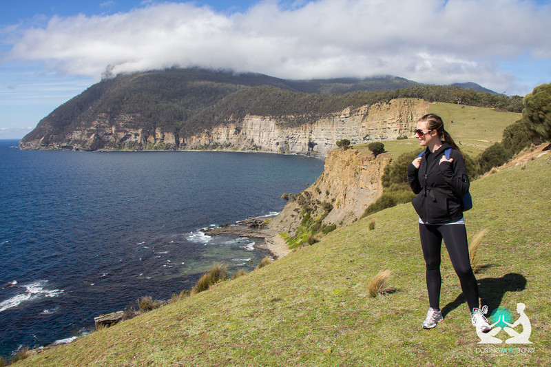 Trekking the Bishop & Clerk Walk, Tasmania