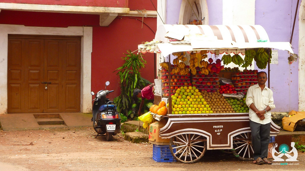 Fruit Cart India