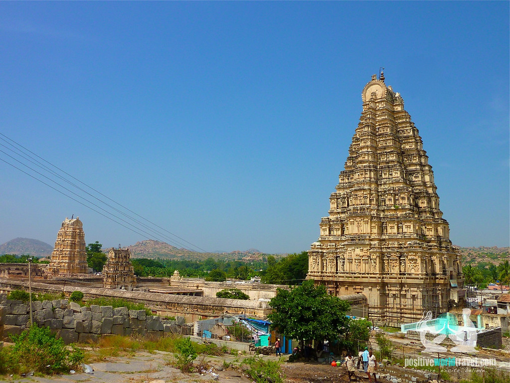 Temples of Hampi