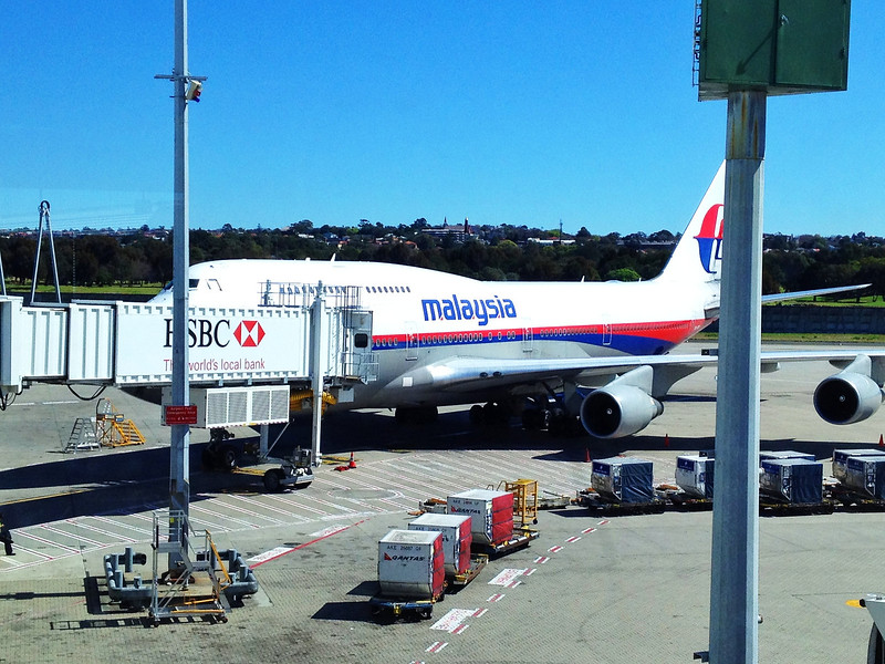Malayisa Airlines Review