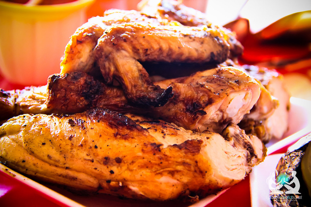 Mexican Roasted Chicken