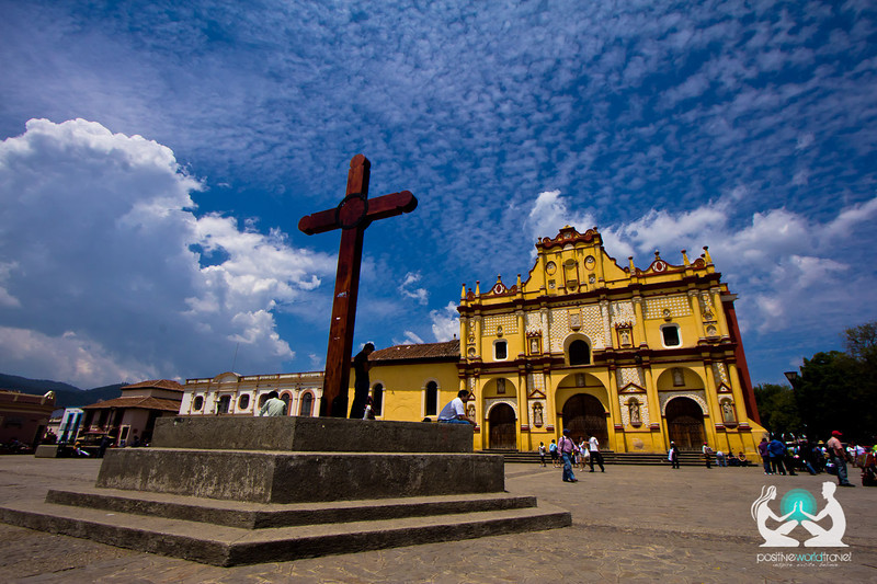 Churches in San Cristobal de las Casas