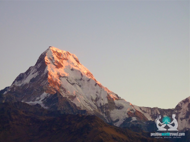 Poon hill at sunrise