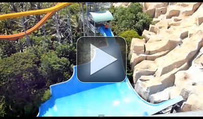 Water Slides Vinpearl Land